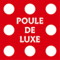 Logo_Poule_de_Luxe_rouge2_(carré) - copie